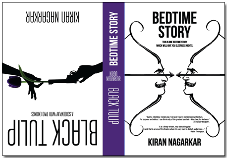 Bedtime Story and Black Tulip by Kiran Nagarkar